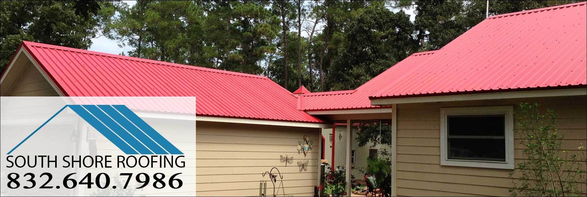 U Panel Metal Roofing