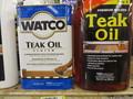 Marine Teak Oil