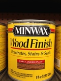 Minwax Stains