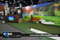 Interactive trade show booth company